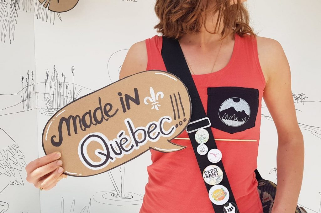 Made in Québec avec tableau-id