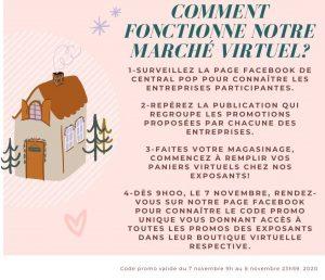 centralpop virtuel marché en ligne